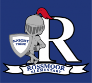 Rossmoor Elementary Logo